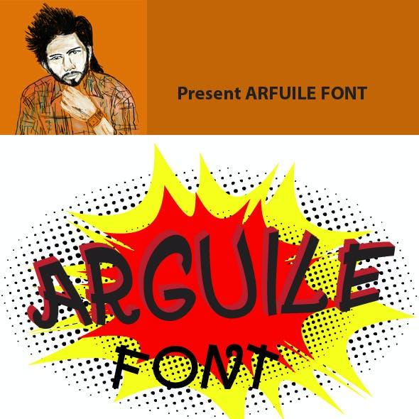 Arguile Font