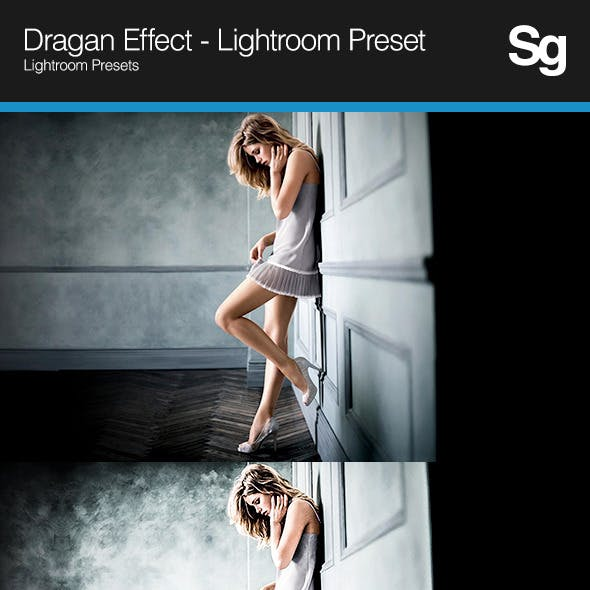 Dragan Effect - Lightroom Preset