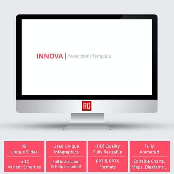 Innova Powerpoint Template