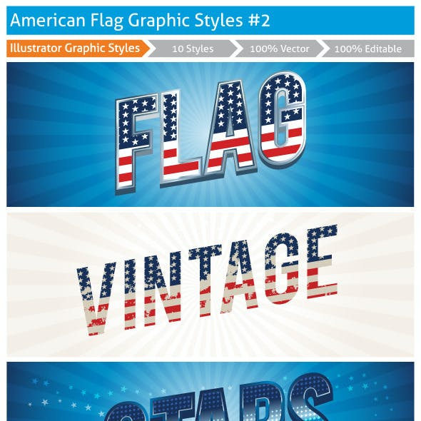 American Graphic Styles 2