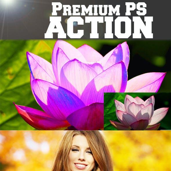 14 Premium PS Actions