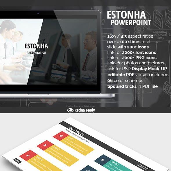 Estonha - Powerpoint Presentation