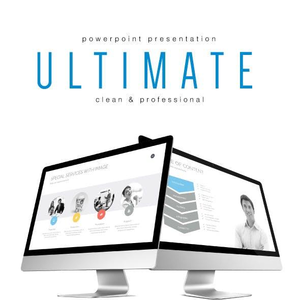 Multipurpose PowerPoint Presentation (Vol. 08)