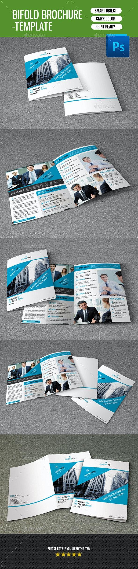 Business Brochure Template-V127 - Corporate Brochures