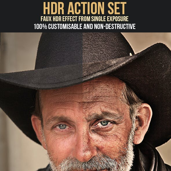 HDR Action Set