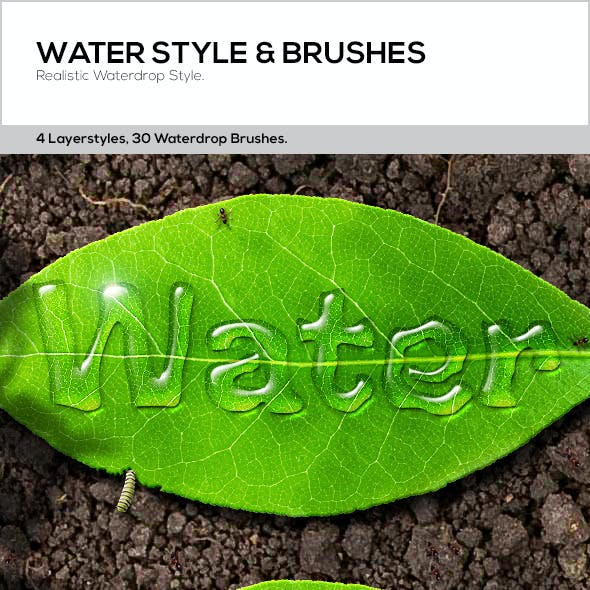 Water Style & Brushes