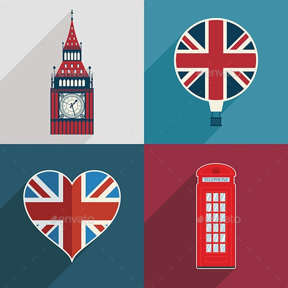 UK Decorations - Man-made Objects Objects