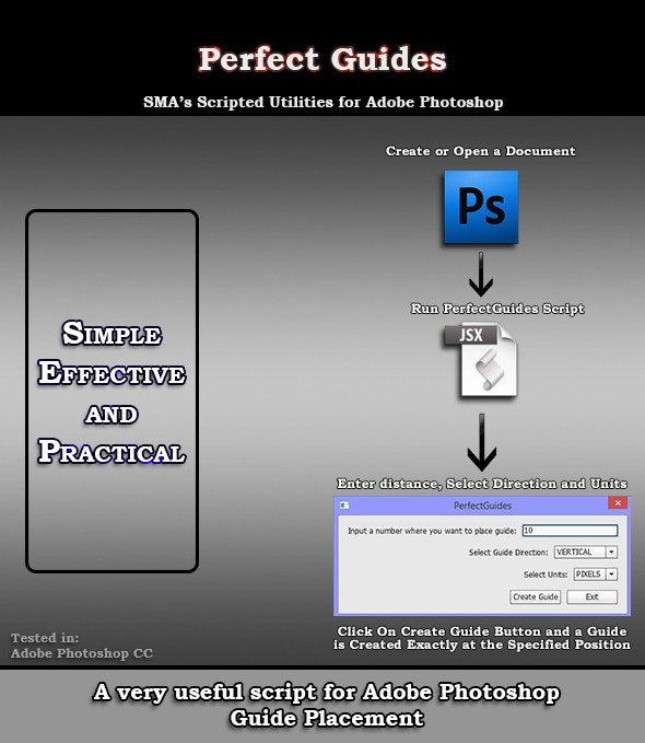PerfectGuides - Guide Placement Utility for PS - Utilities Actions