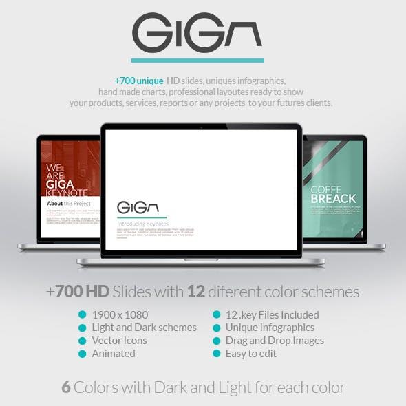 Giga | Keynote Presentation
