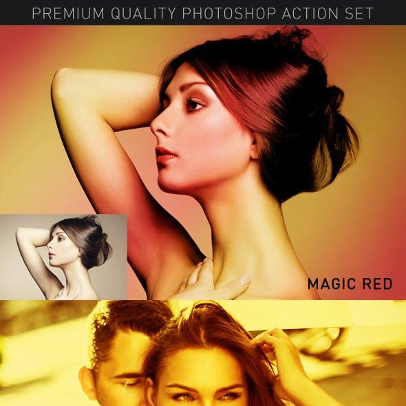 7 Premium Color Actions Set - Vol. 1
