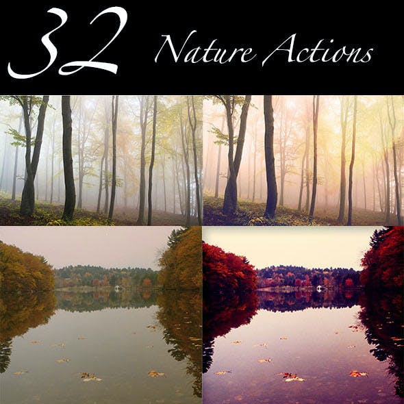 Nature Actions