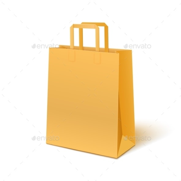 Paper Bag - Retail Commercial / Shopping