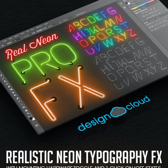Real Neon Pro FX