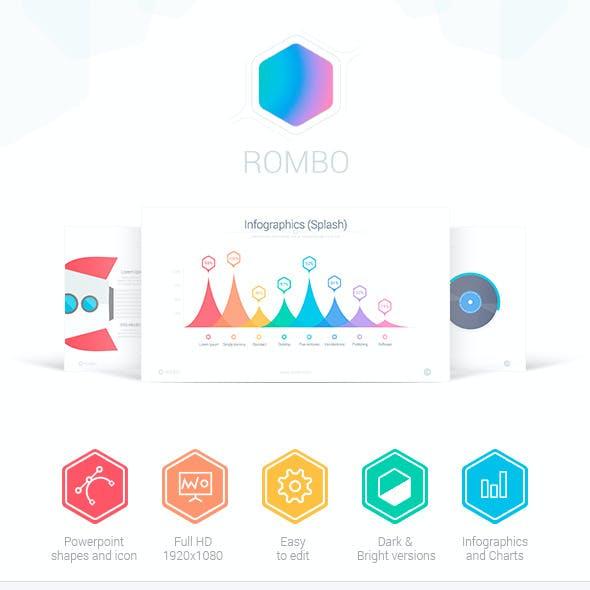Rombo - Powerpoint Template