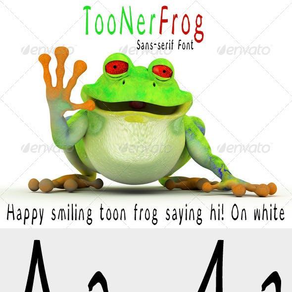 Toonerfrog