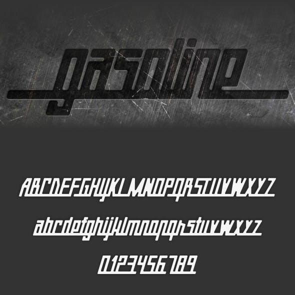 Gasoline Typeface