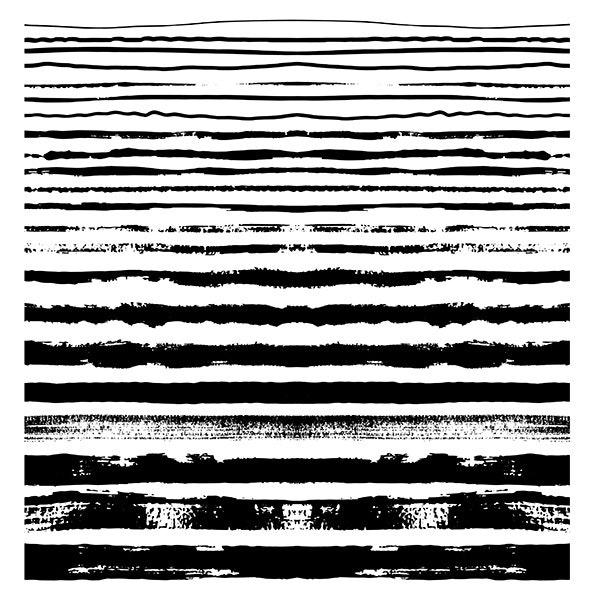 Ink Brushes - Grunge Brushes