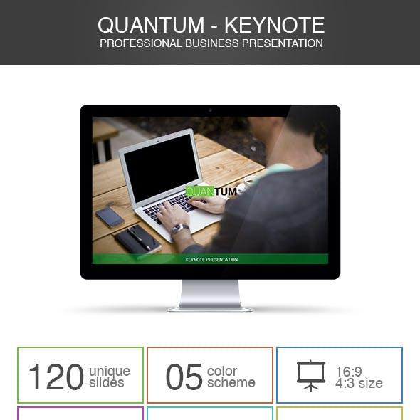 Quantum - Keynote