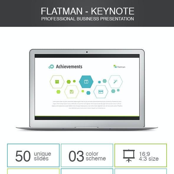 Flatman - Keynote