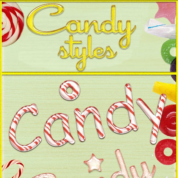 Candy Styles