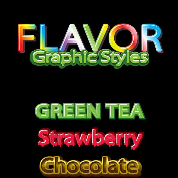 Flavor Graphic Styles