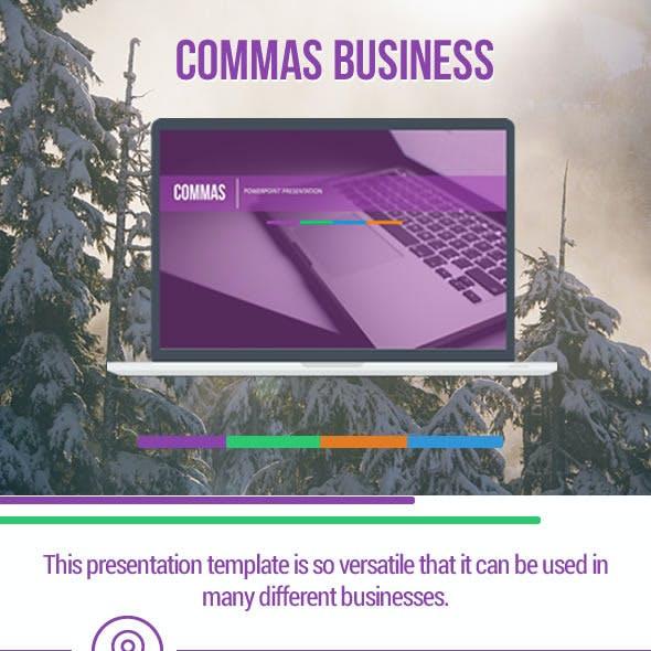 Commas Business