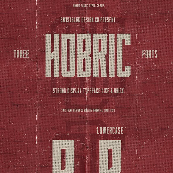 Hobric Family Bundle 01