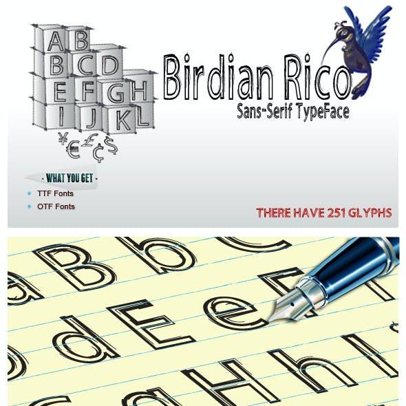 Birdian Rico