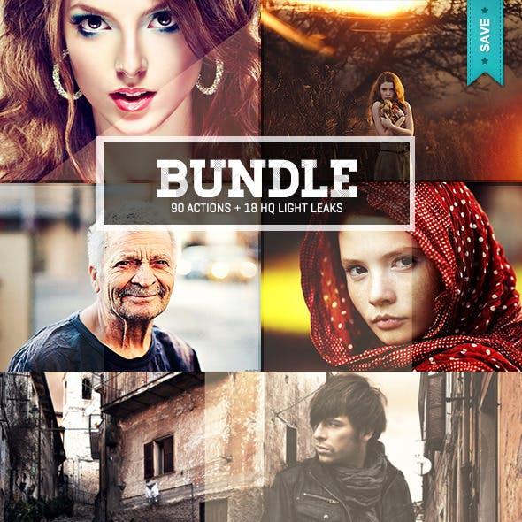 90 Premium Actions Bundle 1
