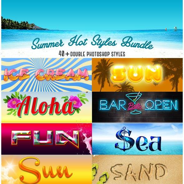 Summer Hot Styles Bundle