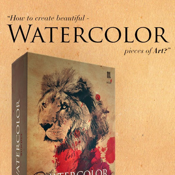 Watercolor Art Bundle