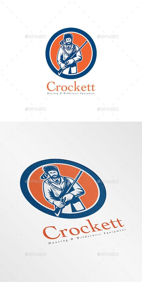 Crockett Hunting Equipments Logo