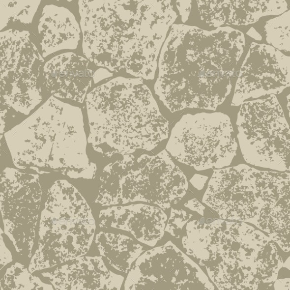 Stone Masonry Wall Background - Backgrounds Decorative