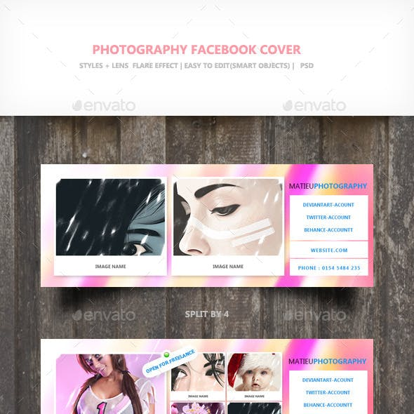 Facebook Cover Photographie