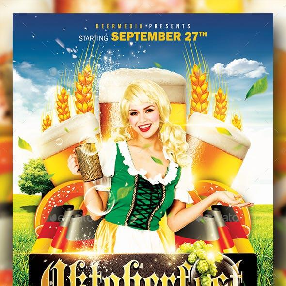 Oktoberfest Flyer / Poster
