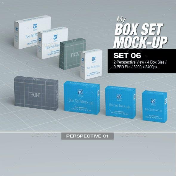 MyBox Set Mock-up - Set 06