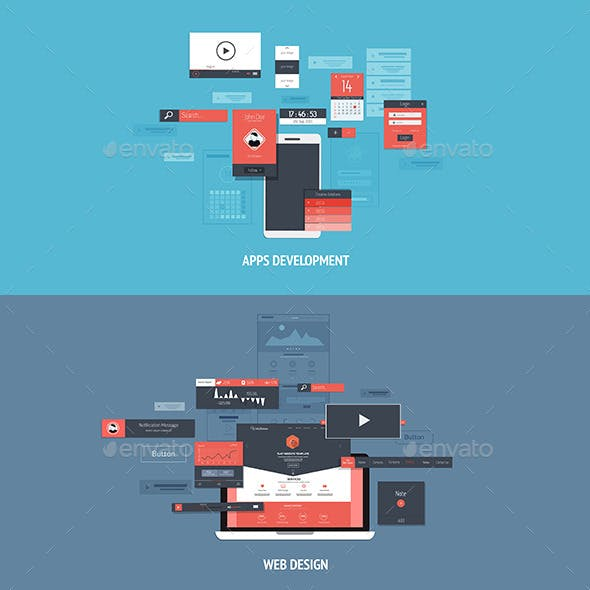 Design Concepts Icons