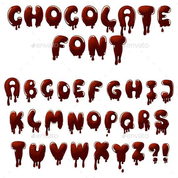 Chocolate Font
