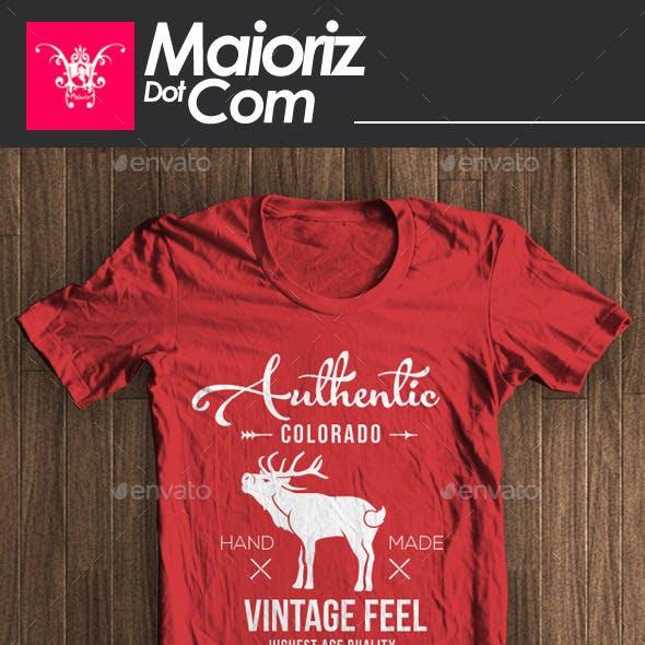 Authentic Vintage Tshirt