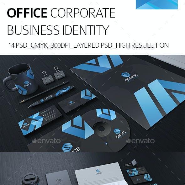 Office Corporate Identity