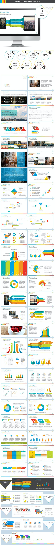 Color Ja PowerPoint Presentation  - Business PowerPoint Templates