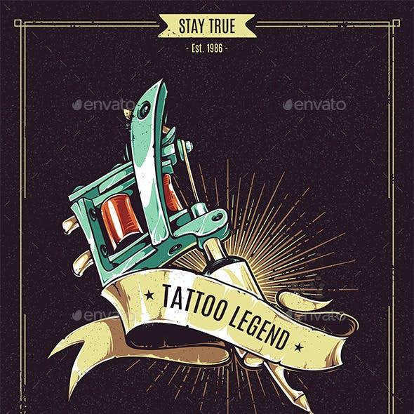 Tattoo Legend
