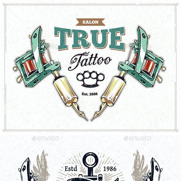 29a55f23ebf37 Tattoo Graphics, Designs & Templates from GraphicRiver (Page 8)