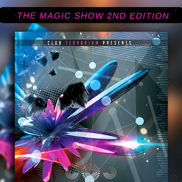 The Magic Show 2nd Edition