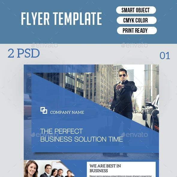 Business Flyer Template-V130