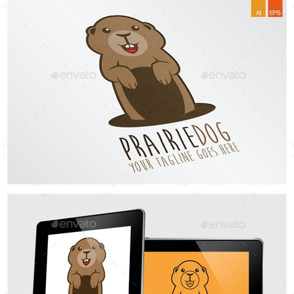 Prairie Dog Logo