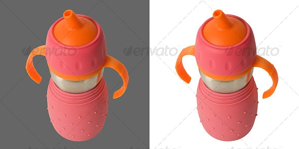 Sippy Cup - Home & Office Isolated Objects