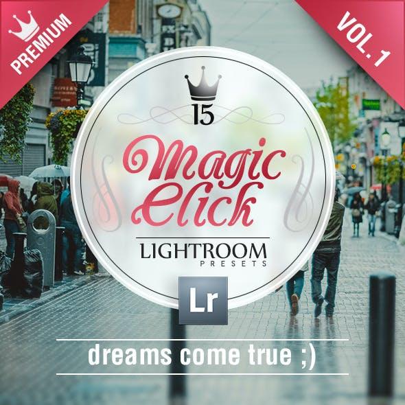Magic Click Lightroom Presets Vol. 1