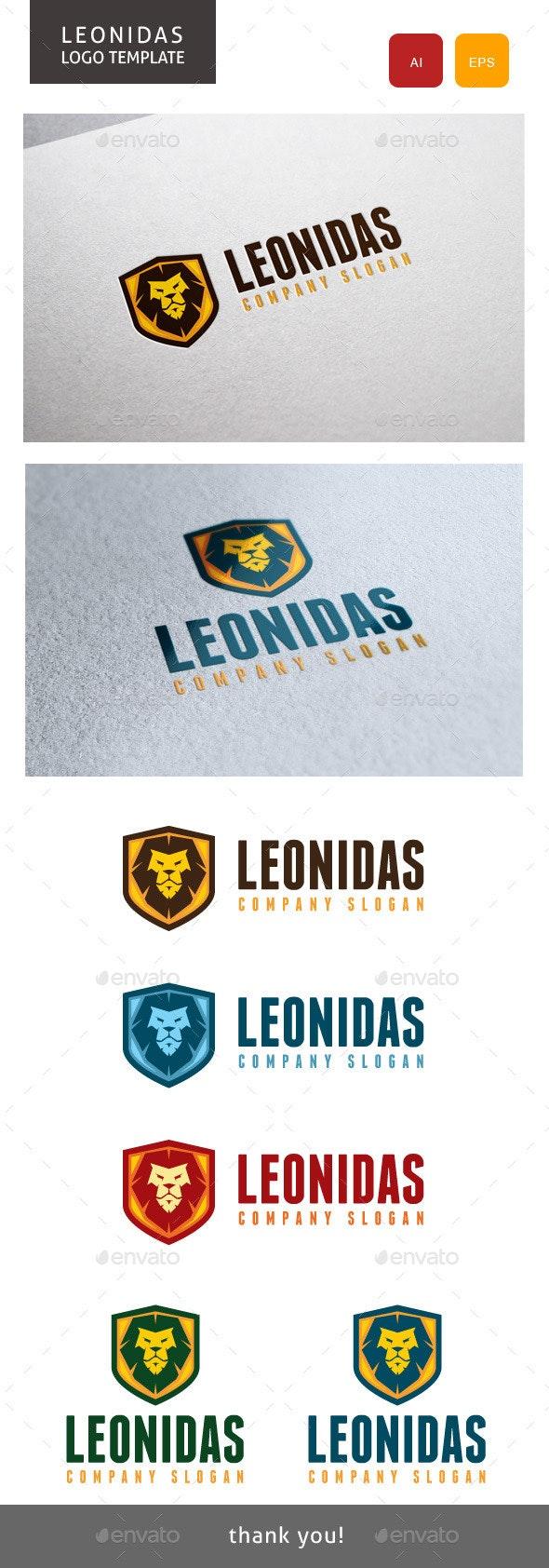 Leonidas - Animals Logo Templates