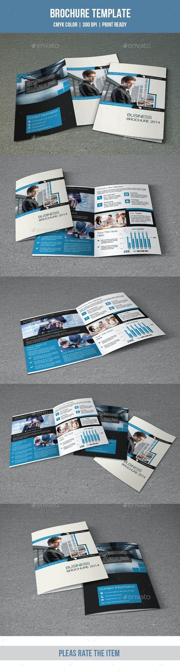 Bifold Corporate Brochure-V131 - Corporate Brochures